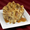 Thumbnail image for Caramelized Apple Bread Pudding