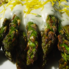 Thumbnail image for Roasted Asparagus with Tarragon Butter Sauce