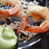 Thumbnail image for Avocado Crème Shrimp