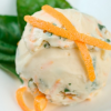 Thumbnail image for Basil & Orange Ice Cream with Cinnamon Tuiles