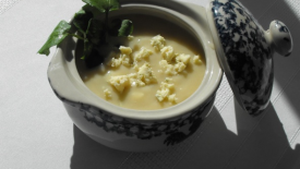 Thumbnail image for Silky Blue Cheese Soup