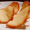Thumbnail image for White Chocolate Cinnamon Crusted Tuile Cookies