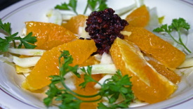 Thumbnail image for Fennel, Orange & Zereshk Salad with Fig Vincotto