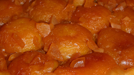 Thumbnail image for Gingered Peach Tarte Tatin