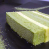 Thumbnail image for Green Tea & Orange Mousse Cake