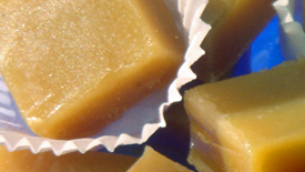 Thumbnail image for Honey Lavender Caramels