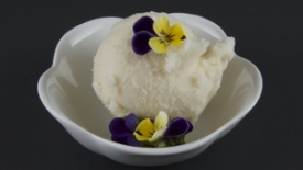 Thumbnail image for Milk & Honey Lavender Sorbet