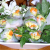 Thumbnail image for Lobster, Mango and Jicama Summer Rolls with Nuoc Cham Nem Dipping Sauce