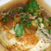 Thumbnail image for Moroccan Lemon Chicken with Chickpeas and Honeyed Sauce
