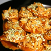 Thumbnail image for Persian Honey Almond Brittle