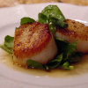 Thumbnail image for Porcini-Dusted Scallops with an Enriched Mushroom Broth