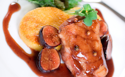 Thumbnail image for Seared Duck Breast with Figged Port Demi-Glace