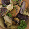Thumbnail image for Rustic Balsamic-Roasted Root Vegetables