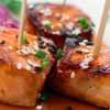 Thumbnail image for Grilled Teriyaki Salmon Bites