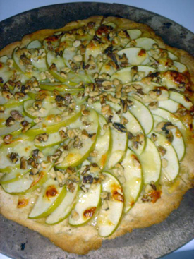 Post image for Apple Anise Pizza