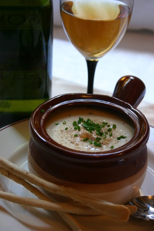 Post image for Apple & Turnip Soup