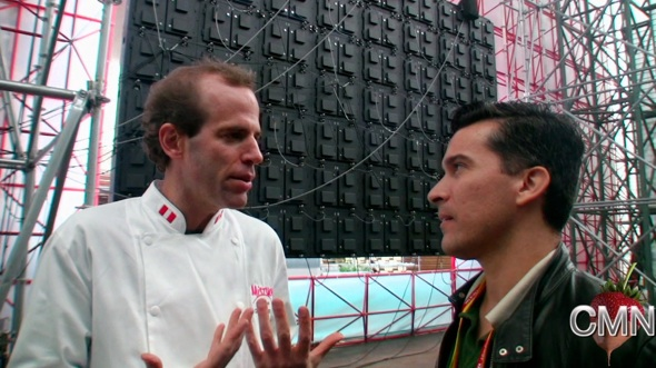 Post image for CMN Travels Peru: Chef Dan Barber at Mistura Fair