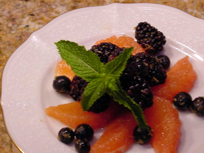 Post image for Berries with Citrus & Vanilla