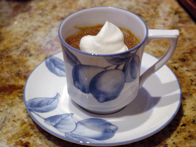 Post image for Chai Pots de Crème