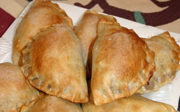 Post image for Apple Cinnamon Empanadas