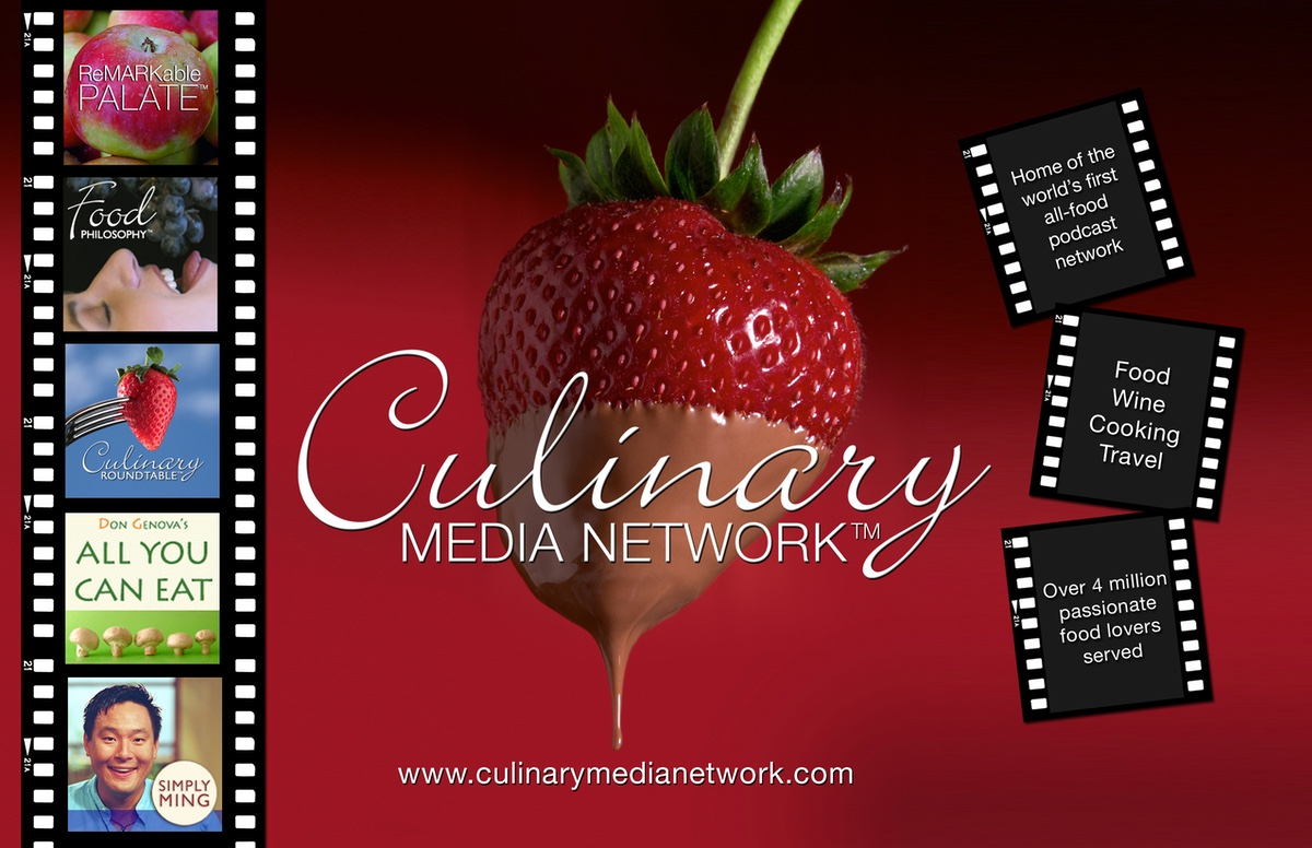 Culinary Media Network™ show lineup