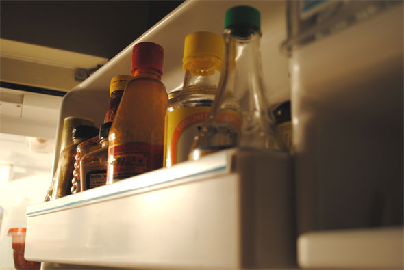 Post image for What's The Oldest Item In Your Fridge?