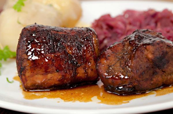 Post image for Pork Tenderloin with Asian Honey Glaze