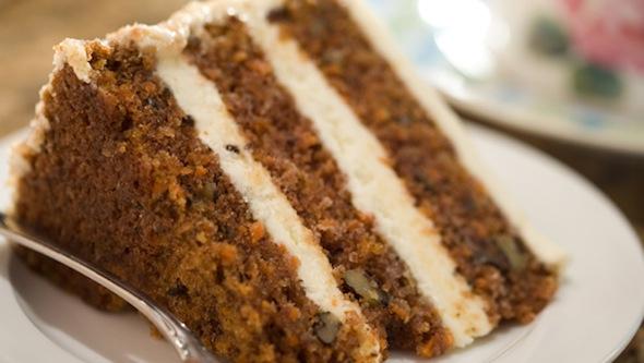 Post image for Honeyed Carrot Cake