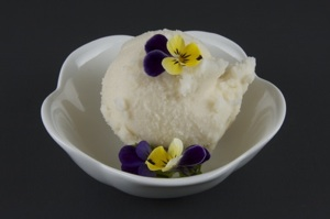 Post image for Milk & Honey Lavender Sorbet