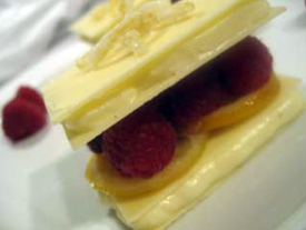Post image for White Chocolate Lemon Napoleon