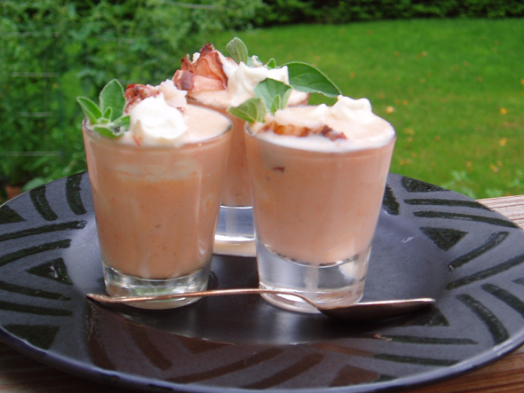 Post image for Lobster Bisque Shooters