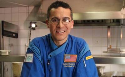 Chef Mark Tafoya