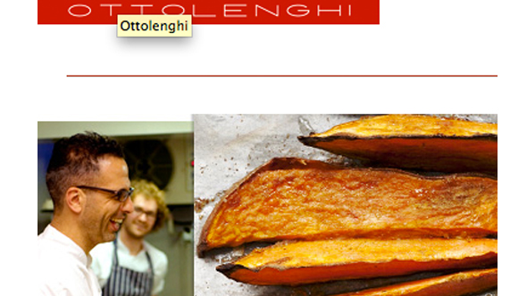 Post image for This Week in Food #289: Ottolenghi and Food Choices