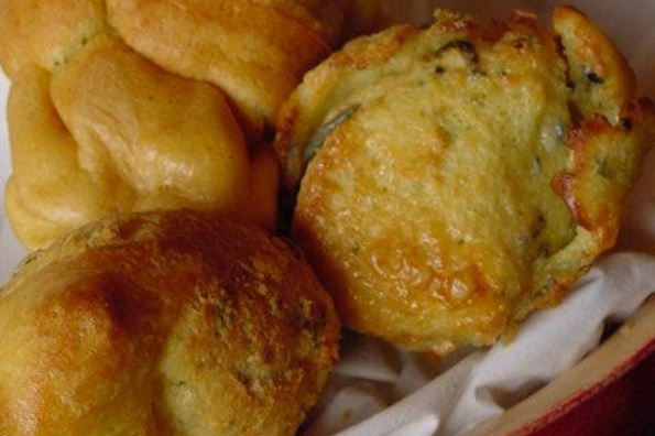 Post image for Savory Cheese Popovers