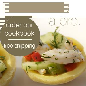 Gilded Fork Cookbook