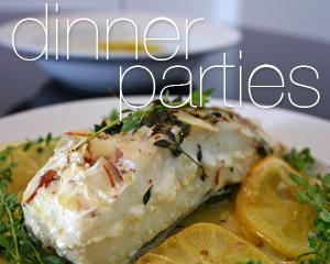 Entertaining & Dinner Party Tips