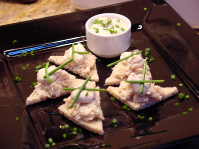 Post image for Smoked Trout with Horseradish Crème Fraîche